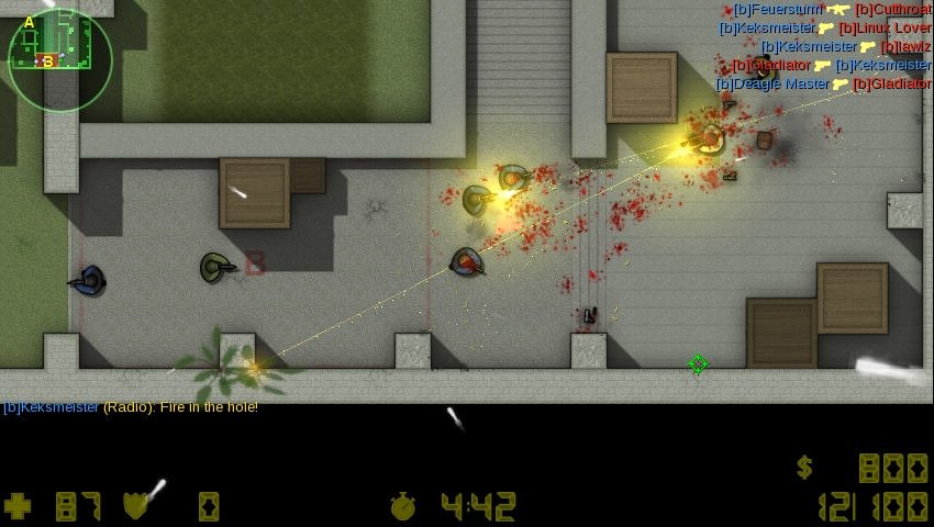 Counter-Strike 2D screenshot